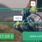 Rahapalvelu.fi – Joustavaa tililuottoa 100-4000 euroa