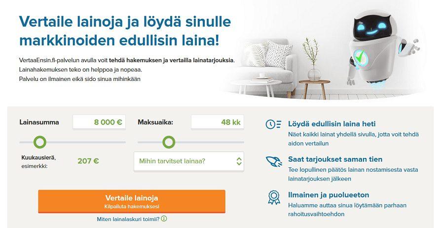 vertaaensin.fi