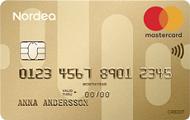 Nordea Gold Mastercard