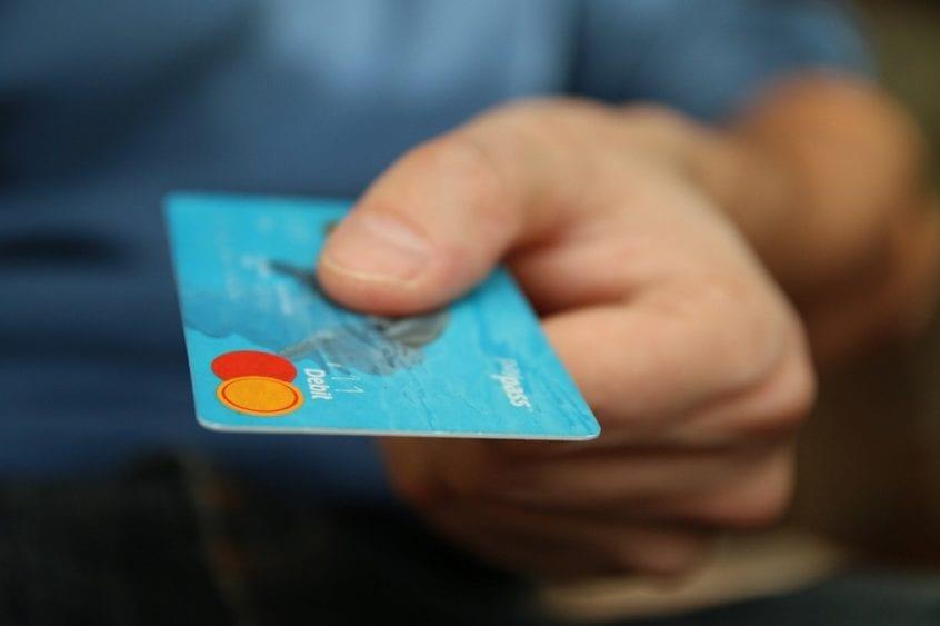 Prepaid luottokortit